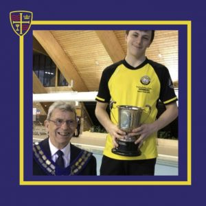 Luca Sartorius – National Honours Award 2020